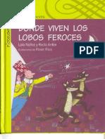Donde Viven Los Lobos Feroces