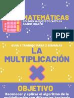 Matemaìticas Semana 4