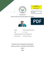TUGAS RUTIN 4-Permesinan CNC Lanjut