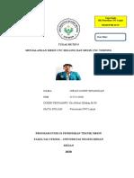 TUGAS RUTIN 5-Permesinan CNC Lanjut