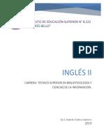 Cartilla 2- T.S.B y C.I