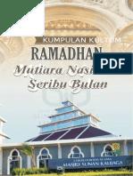 Abdur Rozaki - KUMPULAN KULTUM RAMADHAN.docx