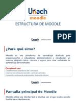 1.1 Estructura de moodle