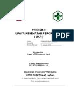 cover PEDOMAN ukp