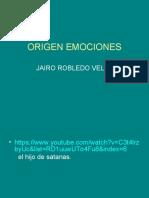 Origen emociones.ppt