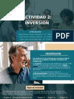 ACTIVIDAD 2 INVERSIONES
