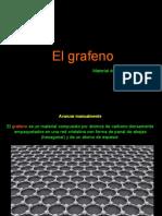 Grafeno, material del futuro