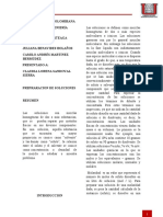 LABORATORIO DE SOLUCIONES