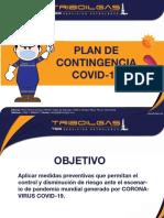 PLAN DE CONTINGENCIA TRIBOILGAS CÍA. LTDA.