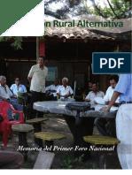 Educación Rural Alternativa