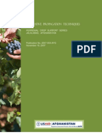 Vegetative Propagation Techniques