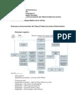 Estructura y funcionamiento del TFJA - Jesús Guadalupe Beltrán de los Santos