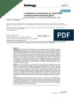 High-Level Chromate Resistance in Arthrobacter Sp