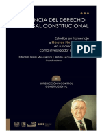 T. III, JURISDICCIÓN Y CONTROL CONSTITUCIONAL,