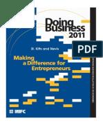 IFC - Doing Business 2011 - St Kitts & Nevis