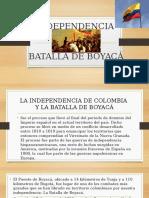 Presetacion acto civico dia de la INDEPENDENCIA DE COLOMBIA Y BATALLA DE BOYACA.pptx
