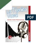La técnica vocal- vol1