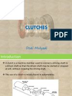 Clutches Kopling Tidak Tetap