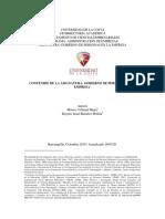 UNIDAD II - GOBIERNO DE PERSONAS EN LA EMPRESA.