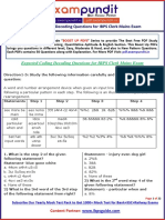 expected-coding-and-decoding-questions-for-ibps-clerk-mains