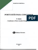 Marcelo Portella - Português para Concursos - 2º Edição - Ano 2009.pdf