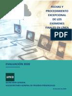 Fecha y procedimiento de examenes en linea 201920 enseñanzas regladas.pdf