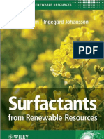 Surf Act Ants From Renewable Resource