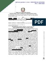 Tribunale di Roma, Decreto del 22 aprile 2020