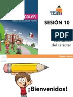 Preescolar sesión10_Educación del carácter 120817