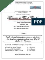 Etude géostatistique des ressources minières.pdf