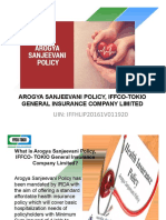 Arogya Sanjeevani Policy-Brief Synopsis
