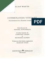 Cosmologia voioasa - Alan Watts.pdf