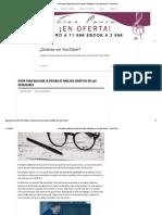 Guión para realizar la prueba de análisis didáctico en las Oposiciones - Gran Pausa.pdf