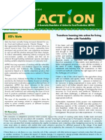 April 2010 Newsletter, Action for Food Production