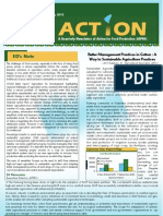 July 2010 Newsletter, Action for Food Production