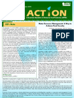 October 2010 Newsletter, Action for Food Production