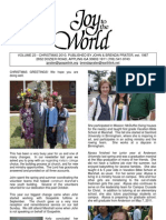 2010 Christmas Newsletter PDF File