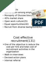 Parle g Recruitment Process