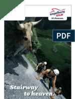 Klettersteige Engelberg