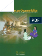 Process Documentation Manual