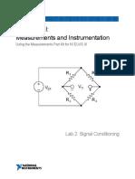 Laborator 2 - Signal Conditioning