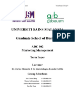 ADC 602 Marketing Management Group 4 Term Paper.pdf