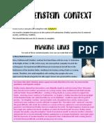 Frankenstein Context and Genre.docx