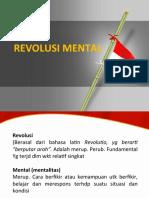 5.Revolusi Mental