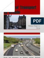 Types  of  Transport in the UK.pptx