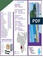 Folheto Aplicações para Pedreiras