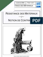 050 - RDM Notions Contraintes_2003