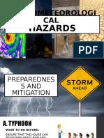 DRRRM - Hydrometeorological Hazards (Part 2 - Preparedness and Mitigation, Project NOAH).pptx