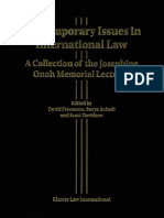 2002-Kluwer Law-Contemporary Issues in International Law a Collection of the Josephine Onoh Memorial Lectures