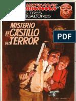 Alfred Hitchcock y Los Tres Investigadores -Misterio en El Castillo Del Terror- Robert Arthur